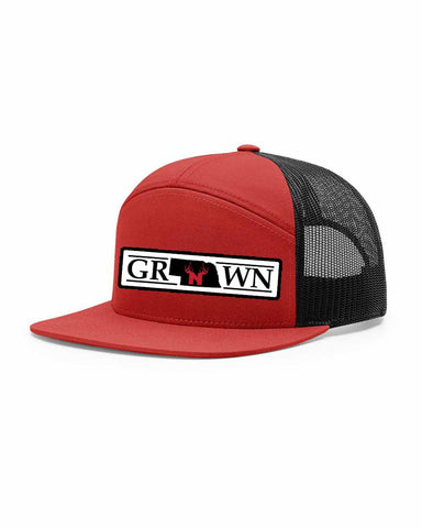 "BoNE ""grown"" SnapBack"
