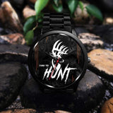 Time To Hunt - Kryptek Typhon Camo Watch - Black Watch