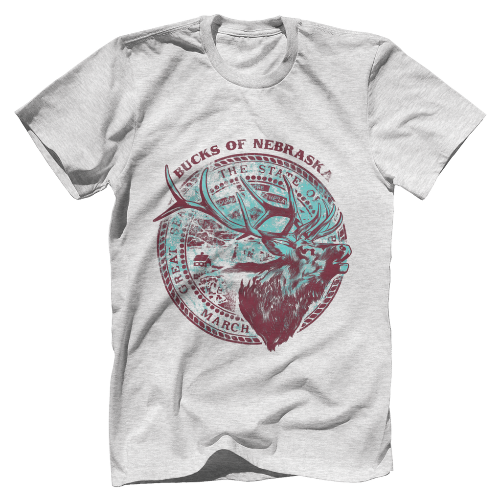 Blue Moon Elk Seal  Tee
