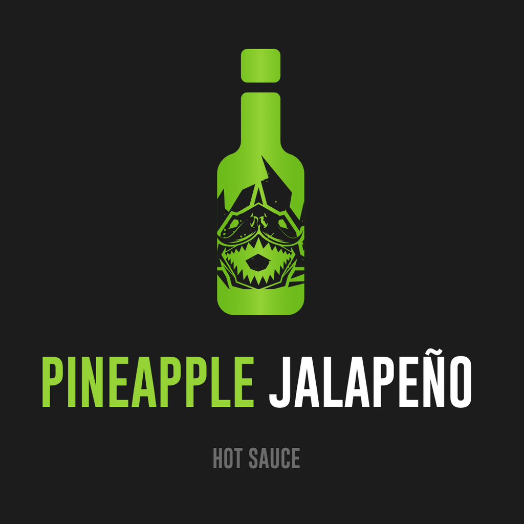 Hot Sauce - Pineapple Jalapeño