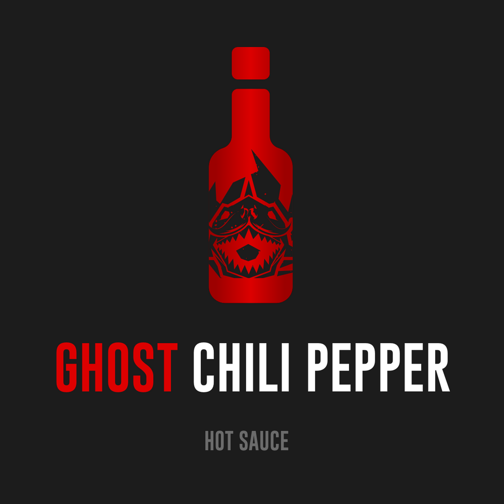 Hot Sauce - Ghost Chili Pepper