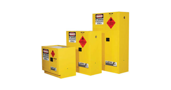 Guide to Flammable Goods Storage Cabinets