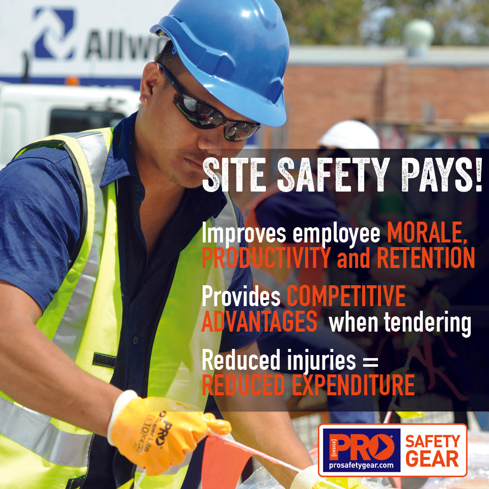 Pro Choice Safety Equipment Pays