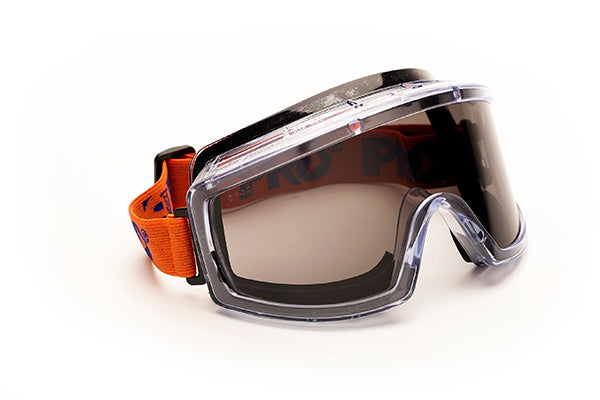 3702 Series Goggles Smoke Lens