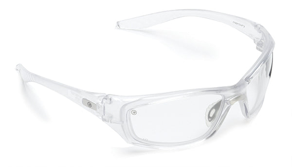 Mercury Safety Glasses Clear Lens