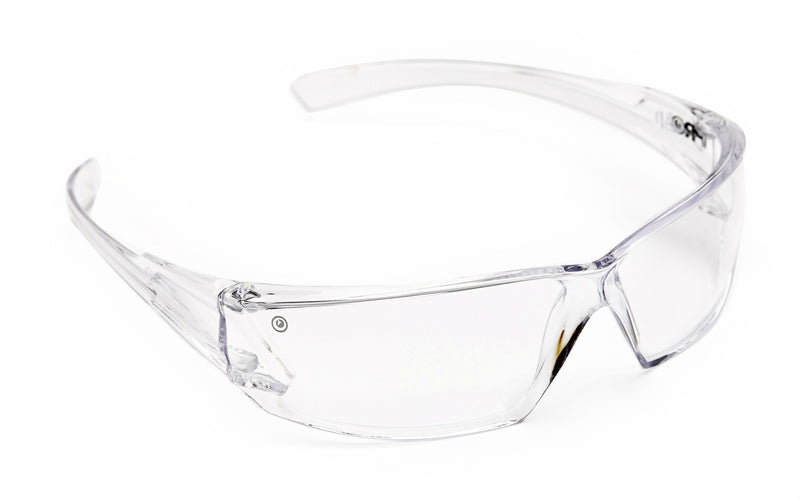 Breeze MKII Clear Safety Glasses