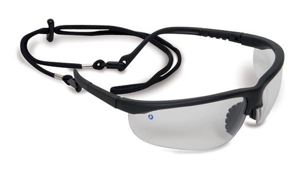 Fusion Safety Glasses Clear Lens