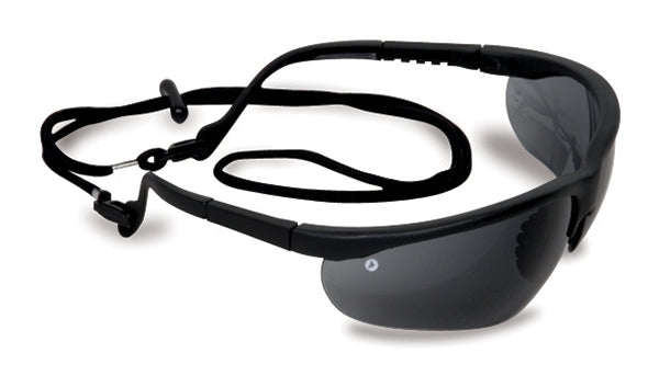 Fusion Safety Glasses Smoke Lens