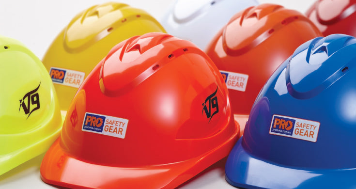 Hard Hat LOGO Customisation