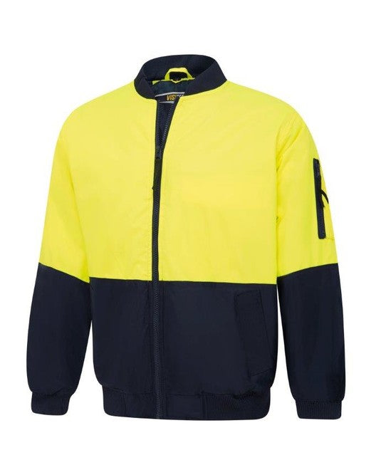 Visitec Flying Jacket - Yellow Navy