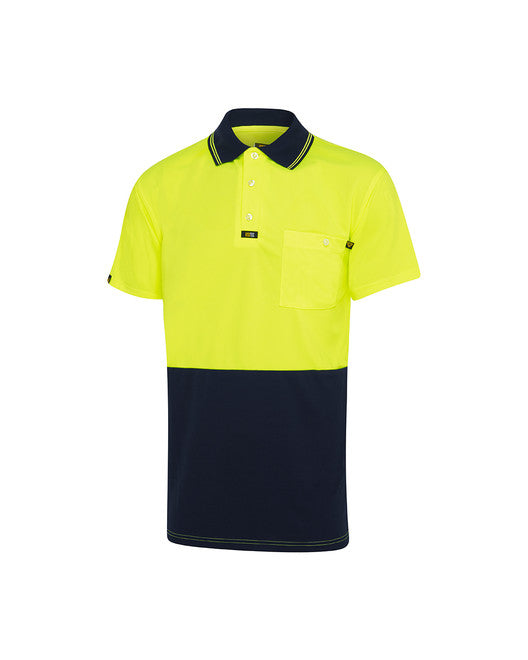 Visitec 'Original' Microfibre Polo Shirt Short Sleeve