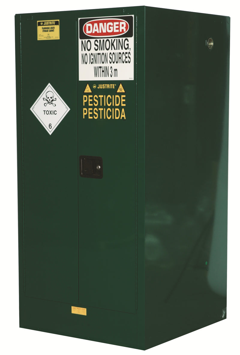 250L Pesticide Storage Cabinet 3 Shelves