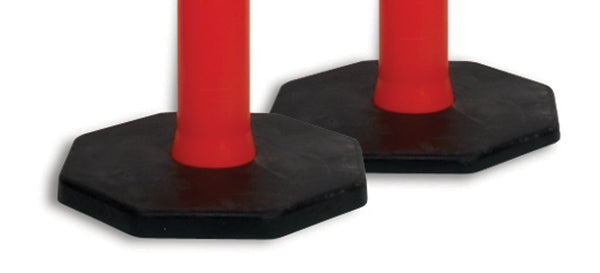 T-Top Bollard 8 kg Base Only