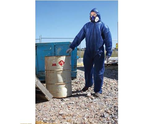 Disposable Overalls Polypropylene