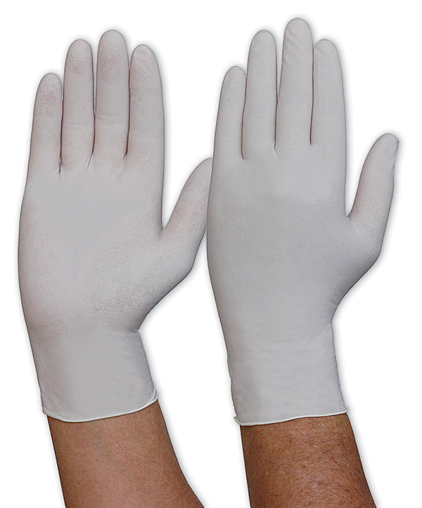 Disposable Gloves - Latex Powder Free