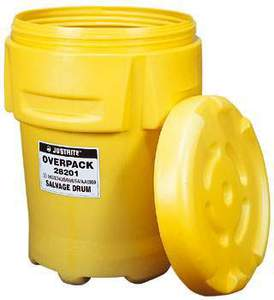 360 Litre Polyethylene Overpack Salvage Drum