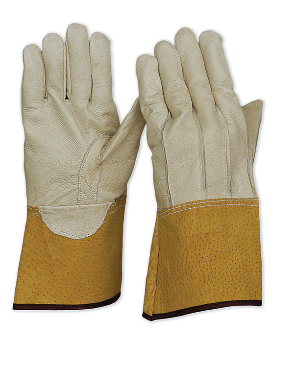 Welders Gloves TIG Pig Grain