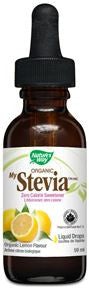 Organic MyStevia™ Lemon Liquid Drops, 59 ml