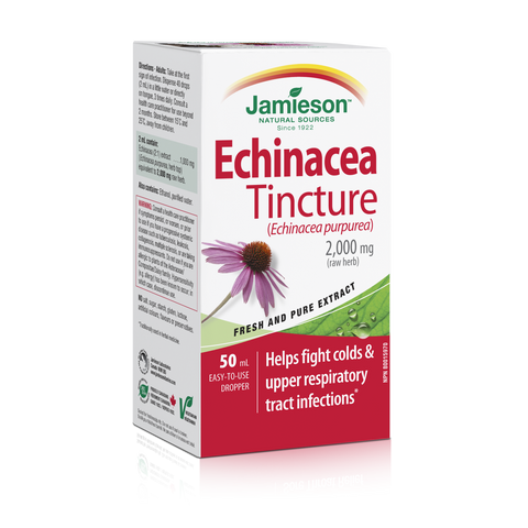 Echinacea — Tincture Extract, 50 ml