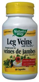 Leg Veins with Tru-OPCs™, 60 caps