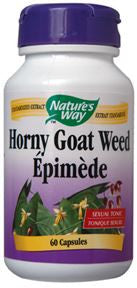 Horny Goat Weed, 60 caps