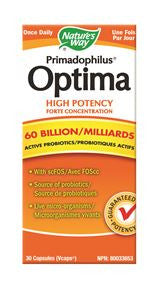 Primadophilus® Optima High Potency, 30 vcaps