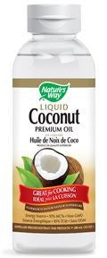 Liquid Coconut Premium Oil, 10 oz / 20 oz