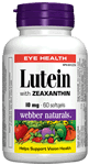 Lutein with Zeaxanthin, 10 mg, 60 softgels