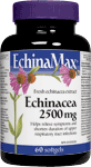 Echinamax Echinacea, Super-Concentrated, 2500 mg, 60 softgels