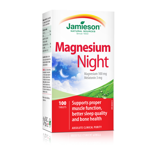 Magnesium Night, 100 tabs