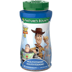 NATURE'S BOUNTY MULTIVITAMIN GUMMIES TOY STORY 4 180'S