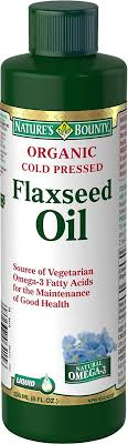 NATURE'S BOUNTY FLAXSEED OIL 236ML