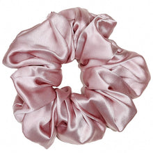 Load image into Gallery viewer, Lazey x Topknot Satin Scrunchies - 2 Pack