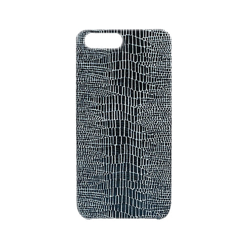 Anaconda White/Black iPhone Case | Valenz Handmade
