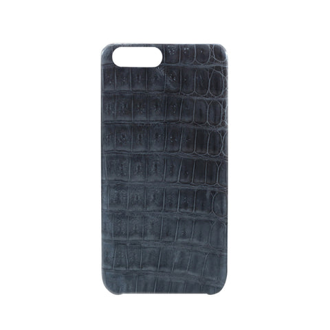 Crocodile Gray iPhone Case | Valenz Handmade