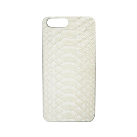 Glossy Python Bone iPhone Case | Valenz Handmade