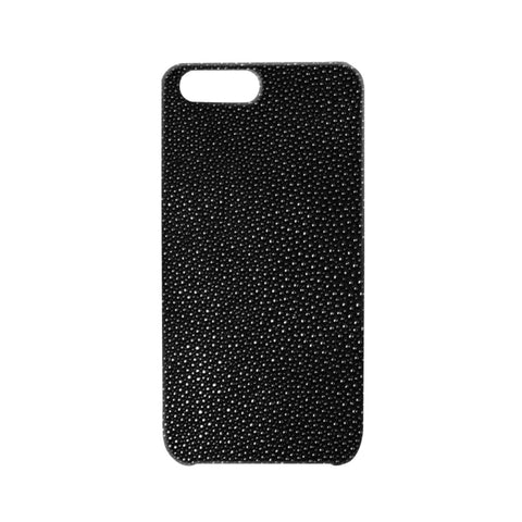 Stingray Black iPhone Case | Valenz Handmade