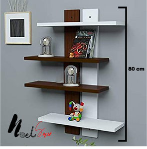 Twin shelves