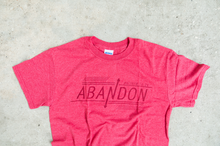 Load image into Gallery viewer, UNIQUE ABANDON Red T shirt