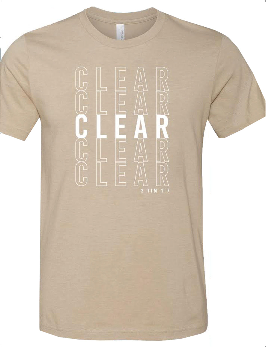 UNIQUE 2020 CLEAR T-Shirt