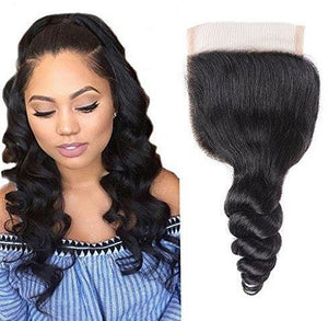 Loose wave Hair Lace Frontal