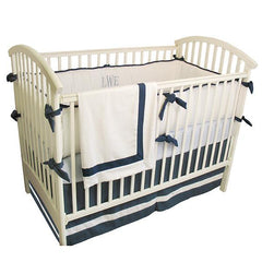 Luke Luxury Crib Bedding Collection