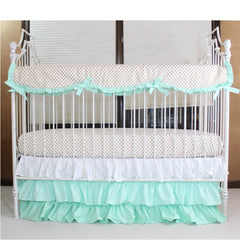 Mint Baby Bedding | Mint Crib Bedding Collection