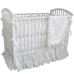 Arabesque Luxury Crib Bedding Collection