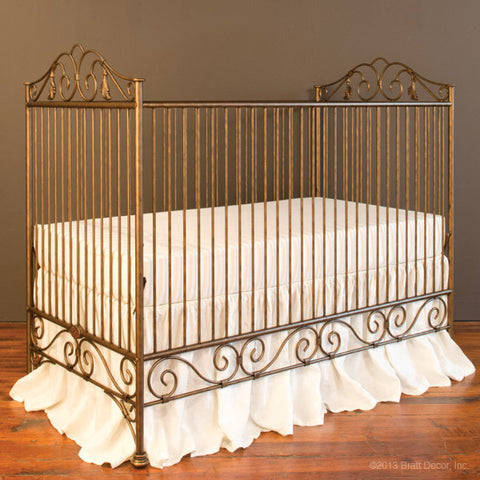 seeking a stunning and unique crib for your nursery look no further the chelsea darling in distressed black has a rich dark wood finish and a unique oval