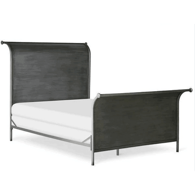 Corsican Iron Standard Bed 1175 | Standard Panel Sleigh Bed