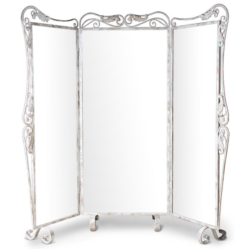 Three Way Paris Standing Mirror