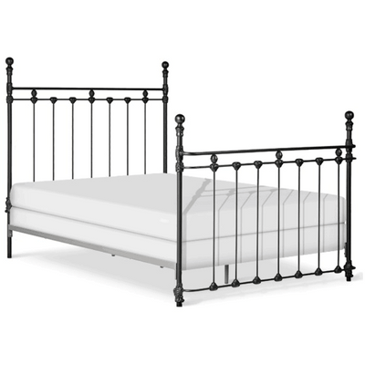 Corsican Iron Standard Bed 1281 | Standard Wrap Around Bed