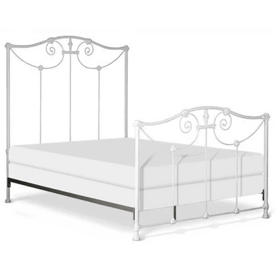 Corsican Iron Standard Bed 1642 | Standard Lillian Bed