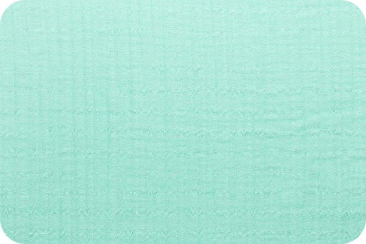 Solid Embrace Opal | Double Gauze Cotton-Fabric-Jack and Jill Boutique